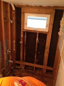 Water Damage Platte City Drywall Replacement