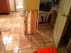 Flooded Home Restoration